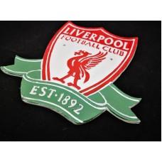 Liverpool FC Cast Iron Crest