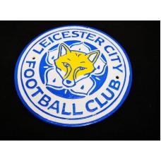 Leicester City Cast Iron Crest