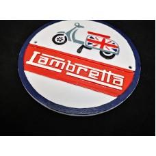Lambretta Cast Iron