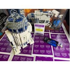 R2D2 Lego Star Wars