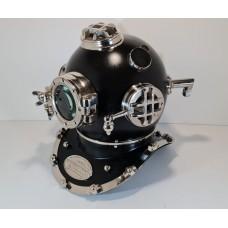 "Divers Helmet ""Charcoal"""