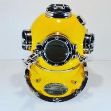 """Divers Helmet """"Yellow"""""""