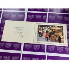 Prince Phillip Royal Christmas Card