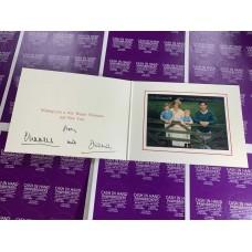 Prince Charles Princess Diana Christmas Card