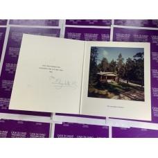 Queen Elizabeth R Queen Mother Log Cabin Christmas Card