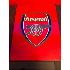 Arsenal FC Tin Sign